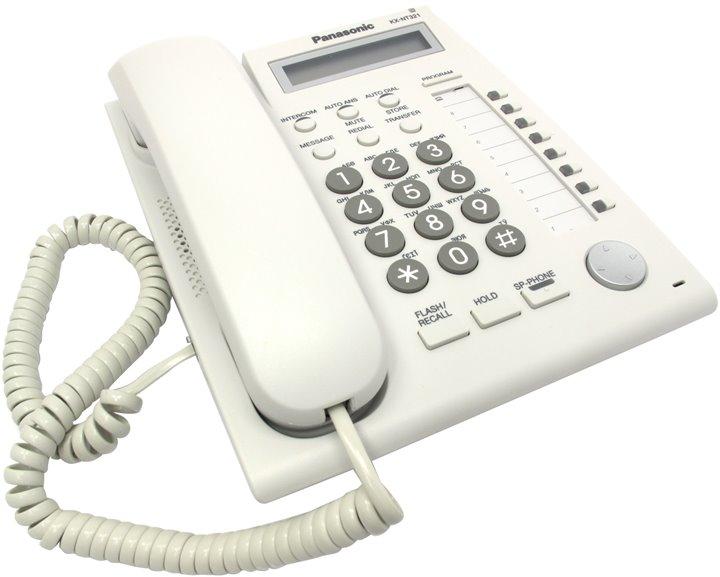 VoIP-телефон Panasonic KX-NT321RU