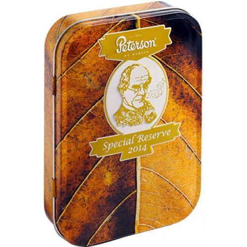 Трубочный табак Peterson Special Reserve 2014