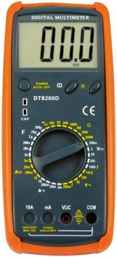 Мультиметр DT8200D