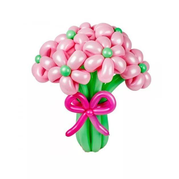 Розовые ромашки (80см)