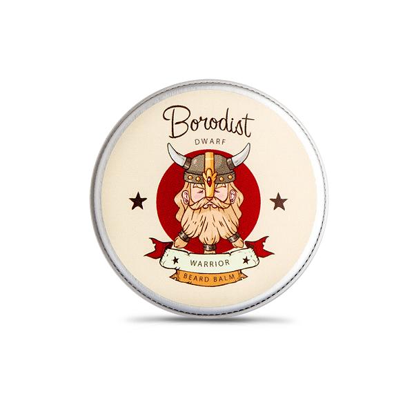 Бальзам Borodist «Warrior» для бороды