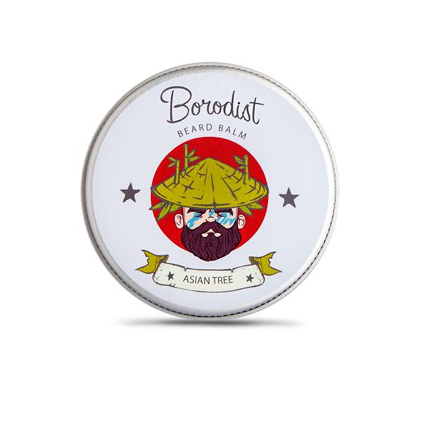 Бальзам Borodist «Asian Tree» для бороды