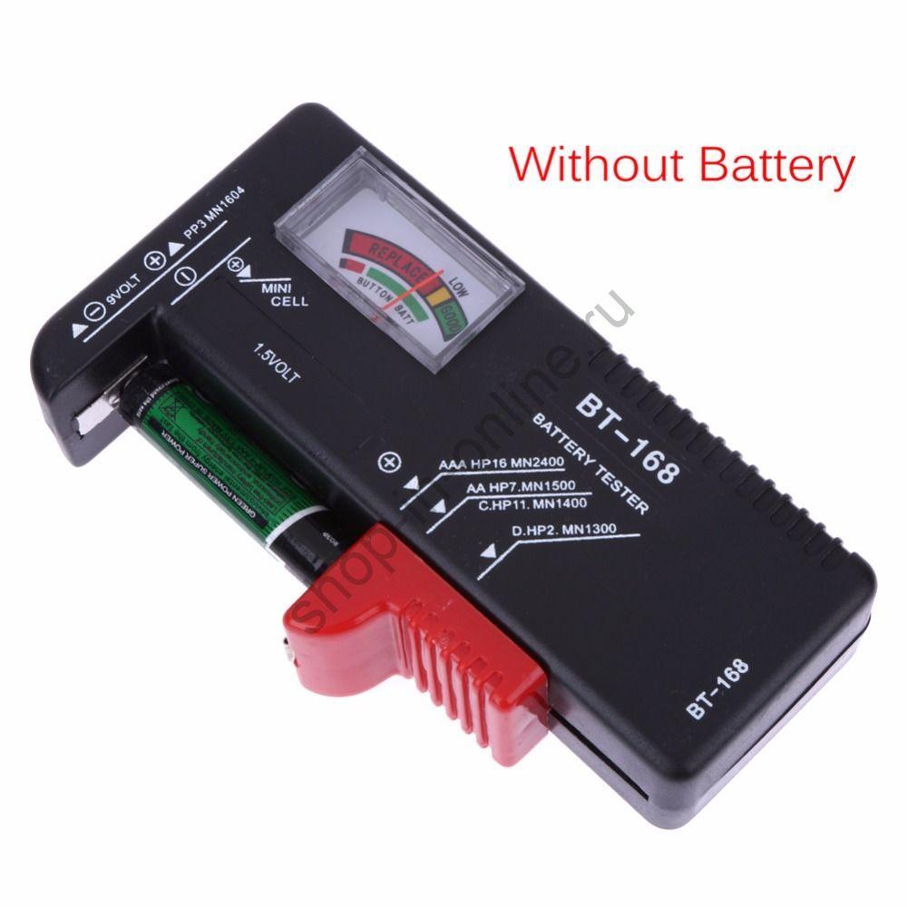 Тестер аккумуляторов и батареек