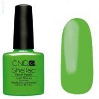 CND цвет Lush Tropics гель-лак/shellac, 7.3 мл