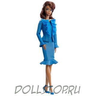 Коллекционная кукла Барби Шикарный городской костюм - Chic City Suit Barbie Doll