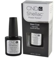 CND shellac Base coat/База гель лак, 12.5 мл