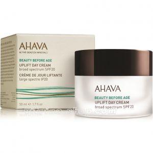 Ahava Дневной крем для подтяжки кожи лица с широким спектром защиты SPF20 Beauty Before Age, 50 мл.