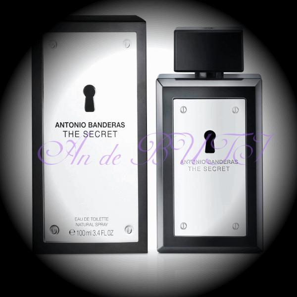 Antonio Banderas The Secret 100 ml edt