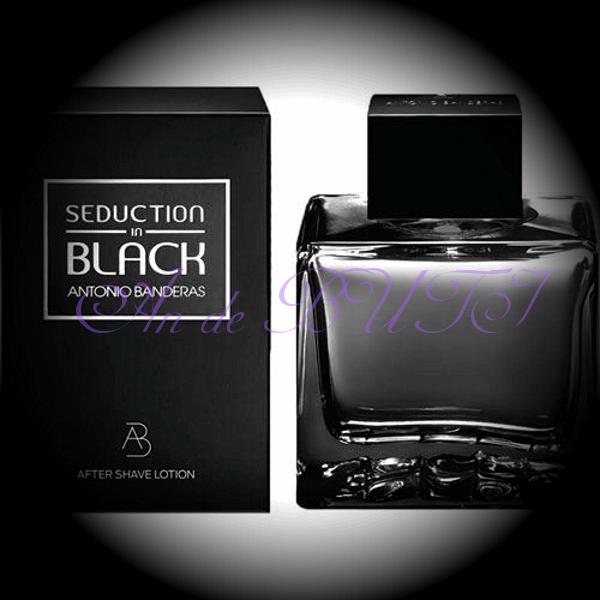 Antonio Banderas Seduction in Black 100 ml edt