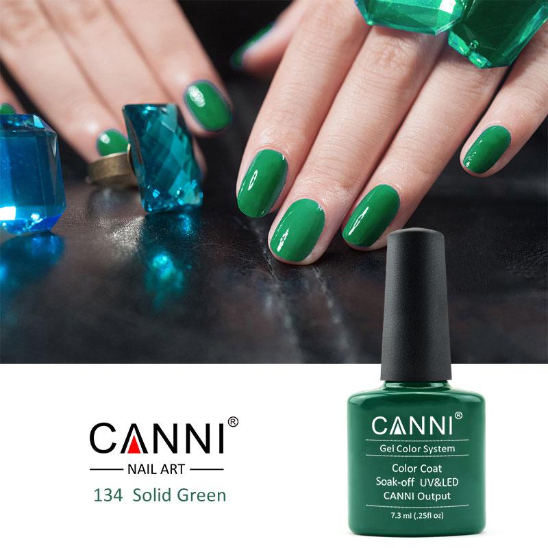 Гель-лак CANNI  7,3мл 134