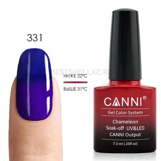 Гель-лак CANNY  7,3мл Хамелеон 331