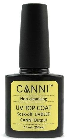 Топ CANNI  7,3мл Без липкого слоя