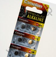 Camelion G 03 BL-10(392A/LR41/192/для часов) (100)
