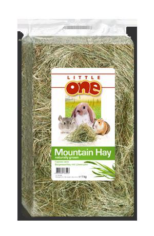 """Горное сено """"Little One"""" для грызунов, 1 кг"""