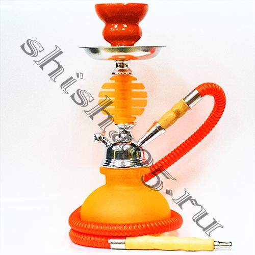 SUPER HOOKAH - SH02, 25см (orange)