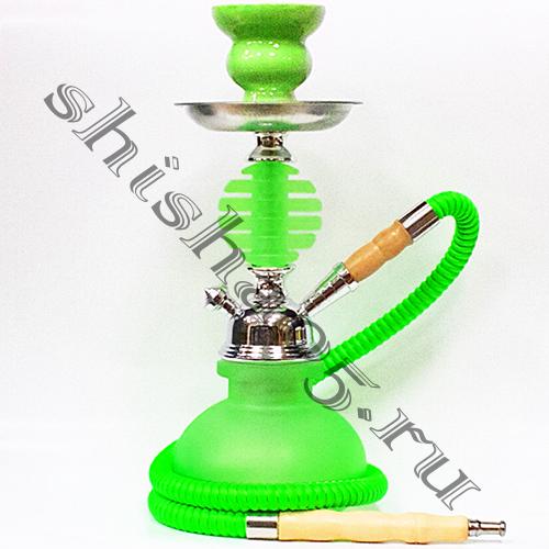 SUPER HOOKAH - SH02, 25см (green)