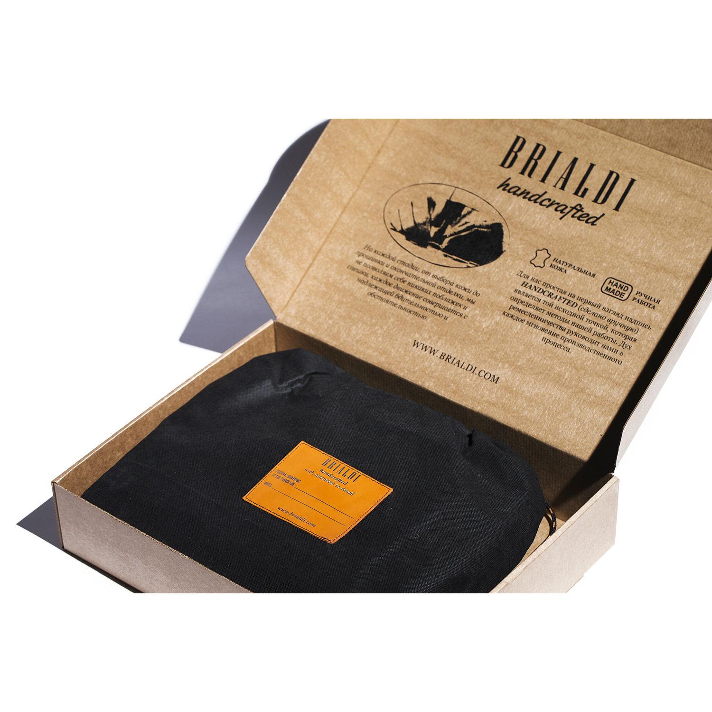 964683502268 Женская деловая сумка BRIALDI Aisa (Аиса) croco black с бесплатной ...