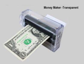 Принтер для денег (прозрачный) Money Maker - Transparent