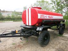 Прицеп-цистерна тракторная 2ПТЦ-4 «МЕЩЕРА»