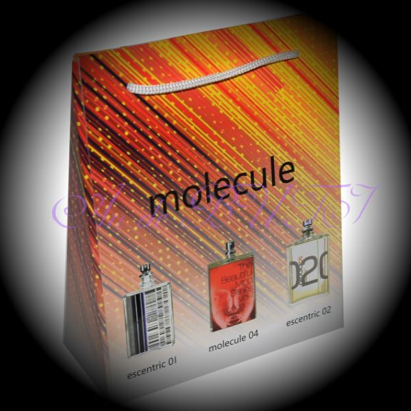 Набор Escentric Molecules 3 по 15 ml