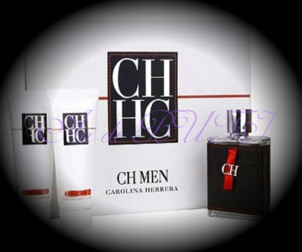Большой набор Carolina Herrera CH Men 3 в 1