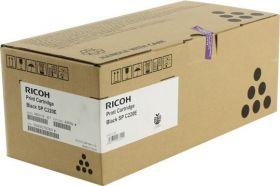 232158 Оригинальный принт-картридж Ricoh Black SP C220E 406052/407642
