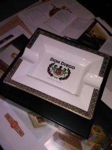 Пепельница для сигар Don Diego
