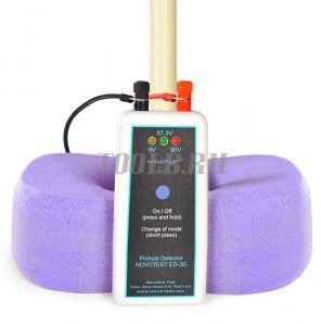 NOVOTEST ЭД-3Д - электролитический дефектоскоп метод влажной губки