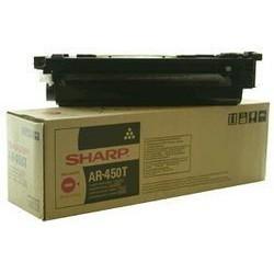 Тонер-картридж оригинальный Sharp AR450T черный