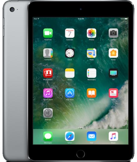 Apple iPad mini 4 Wi-Fi  128 GB Space Gray