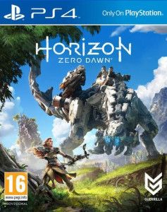 Игра Horizon Zero Dawn (PS4, русская версия)