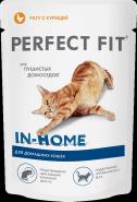 Perfect Fit IN-HOME Рагу с курицей для домашних кошек (85 г)