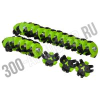 Шипы Exalt Golf Style Spikes - Green (22 шт)