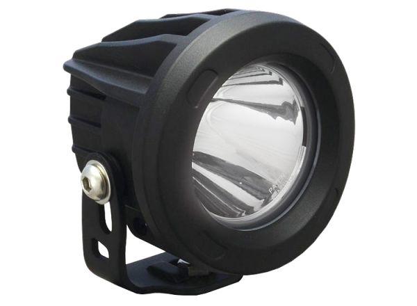Cветодиодная фара черного цвета Optimus: XIL-OPR140