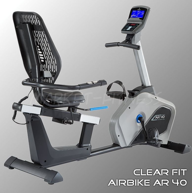 Велотренажер CLEAR FIT AIRBIKE AR 40