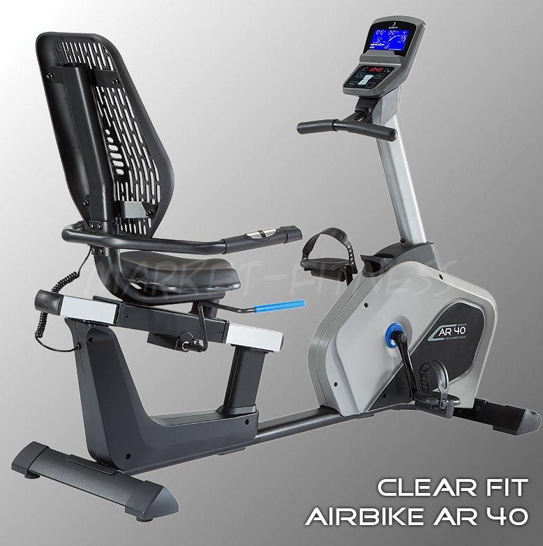 Велотренажер CLEAR FIT AIRBIKE AR 40