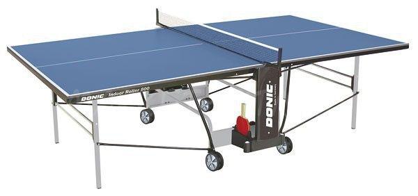 Теннисный стол DONIC INDOOR ROLLER 800 BLUE