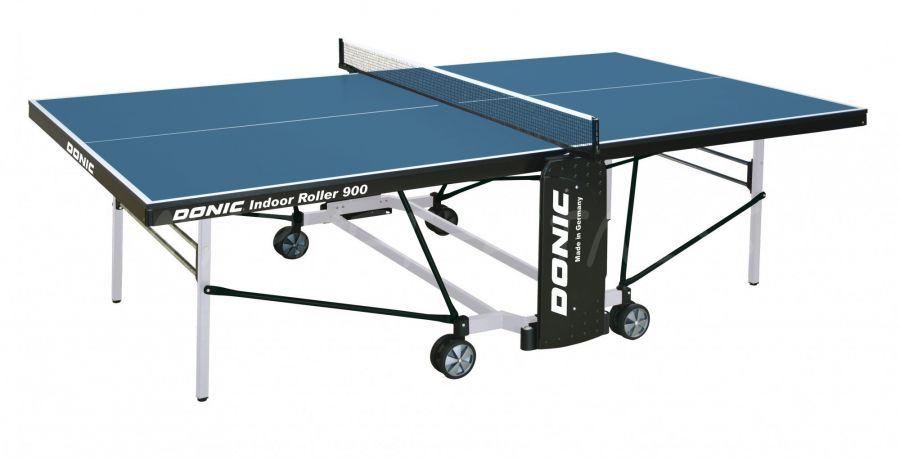 Теннисный стол DONIC INDOOR ROLLER 900 BLUE