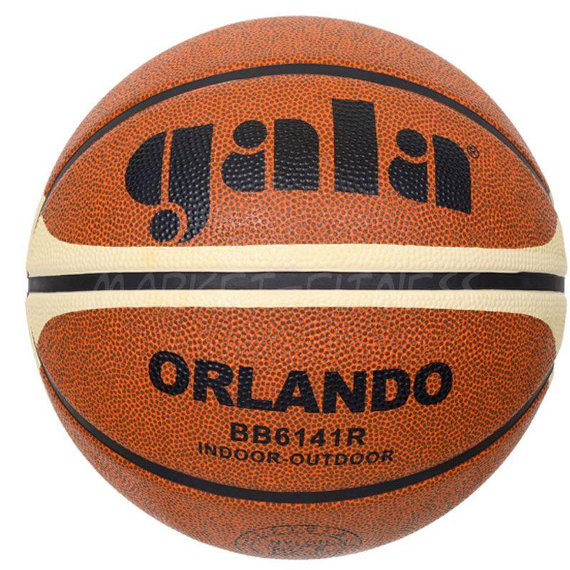 Мяч баскетбольный Gala ORLANDO 6 BB6141R