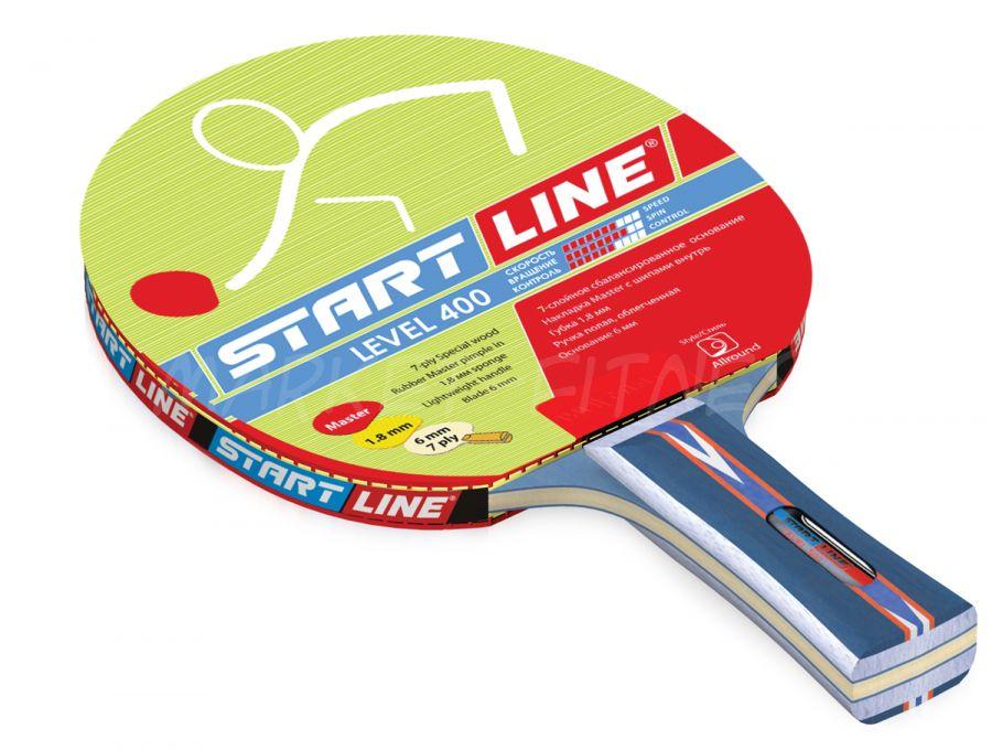Ракетка Start Line Level 400 (коническая)