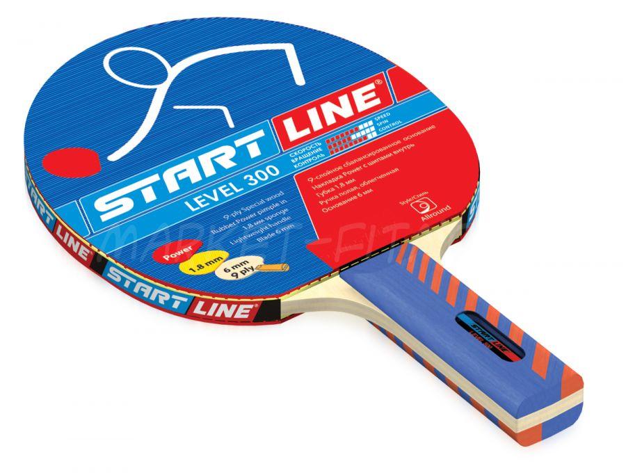 Ракетка Start Line Level 300 (прямая)