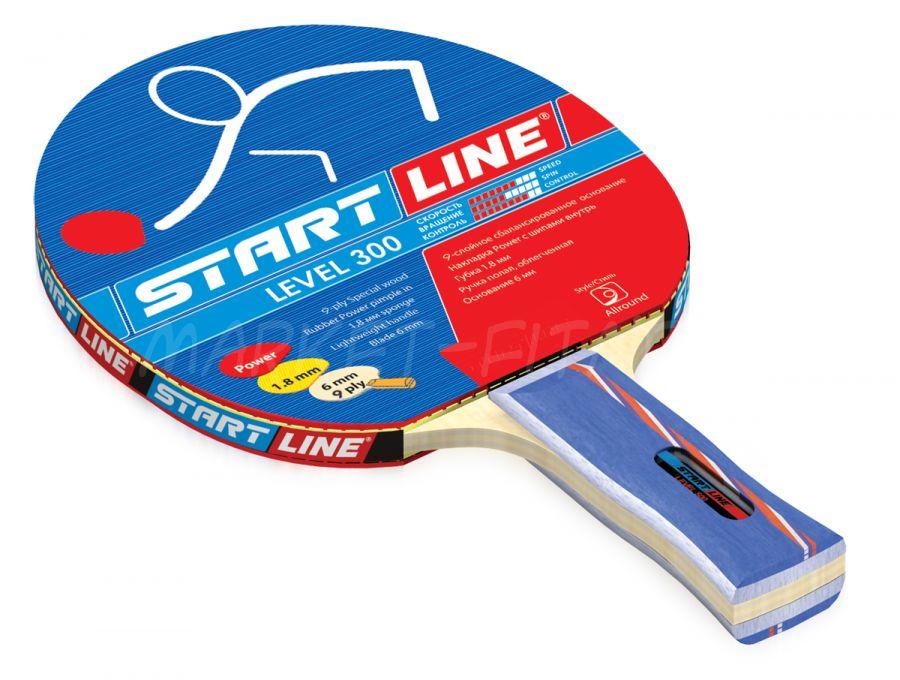 Ракетка Start Line Level 300 (анатомическая)