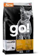 GO! Limited Ingredient Sensitivity + Shine Duck Беззерновой корм для щенков и собак с цельной уткой для чувствительного пищеварения (2,72 кг)
