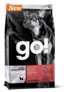 GO! Limited Ingredient Sensitivity + Shine Salmon Беззерновой корм для щенков и собак с лососем для чувствительного пищеварения (2,72 кг)