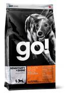 GO! Sensitivity + Shine Salmon Корм для щенков и собак со свежим лососем и овсянкой (2,72 кг)