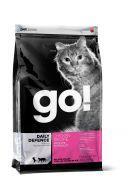GO! DAILY DEFENCE Корм для котят и кошек с цельной курицей, фруктами и овощами (1,81 кг)