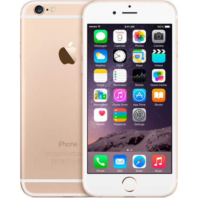 Apple iPhone 6 Plus 64Gb Gold Спецпредложение
