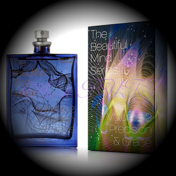 Escentric Molecules The Beautiful Mind Series Volume 2: Precision and Grace 100 ml edp