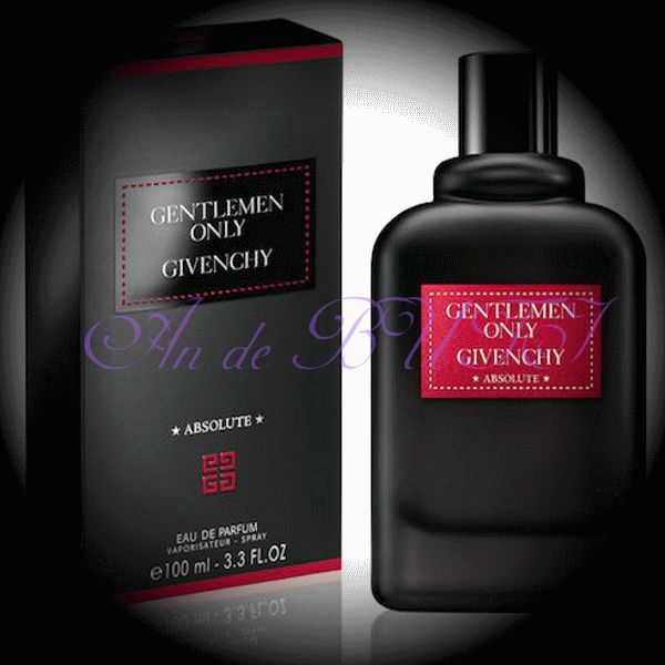 Givenchy Gentlemen Only Absolute 100 ml edp