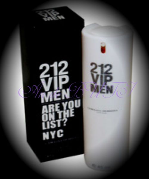 Carolina Herrera 212 VIP MEN 45 ml